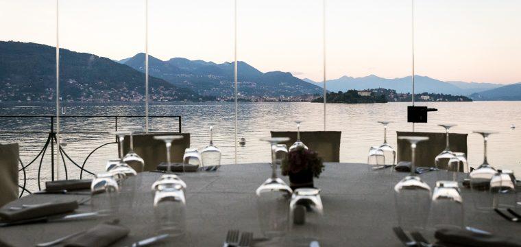 Ristorante Albergo Belvedere, Isola Pescatori, Isole Lago Maggiore