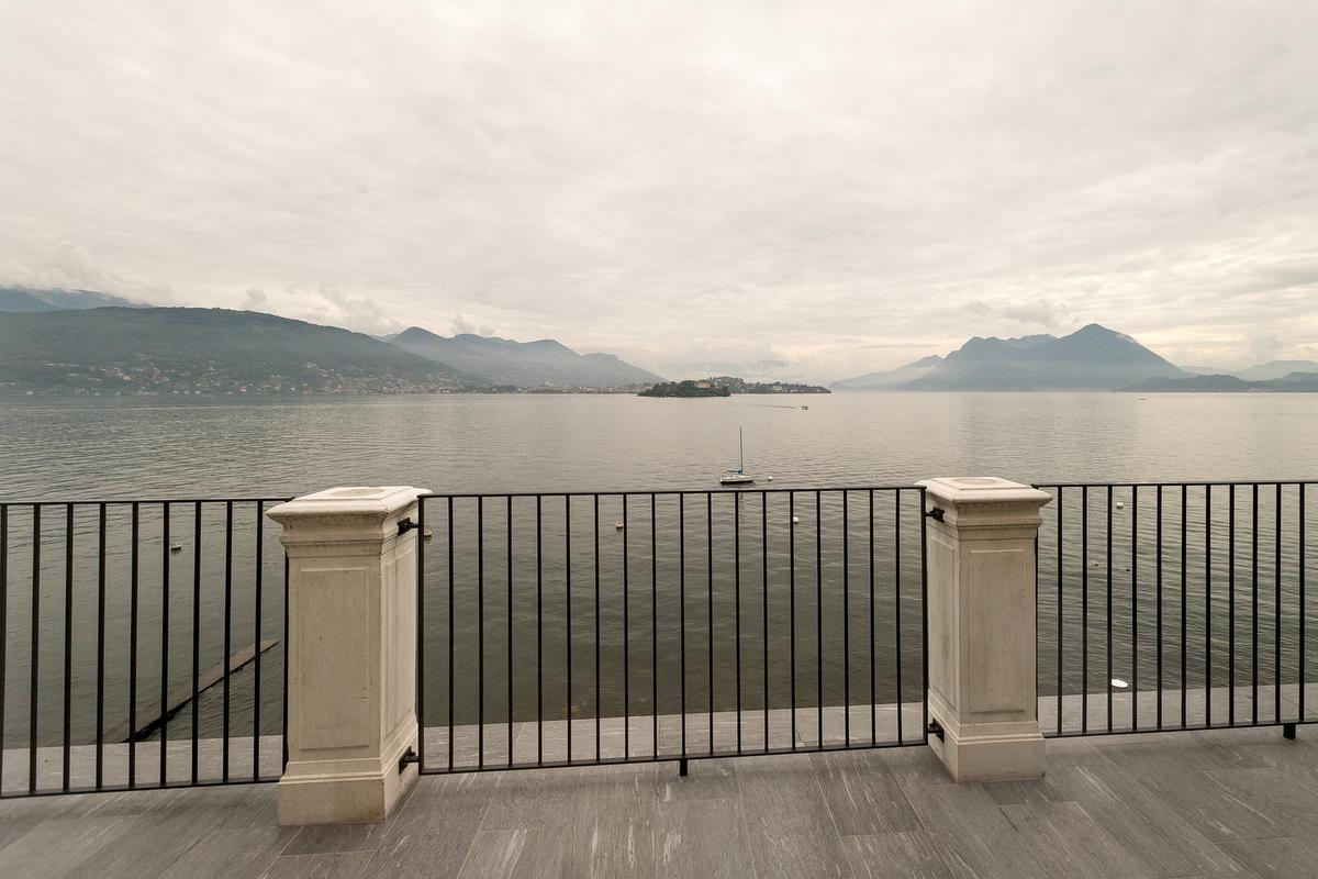Suite exécutive îles Borromées, lac Majeur, Italie