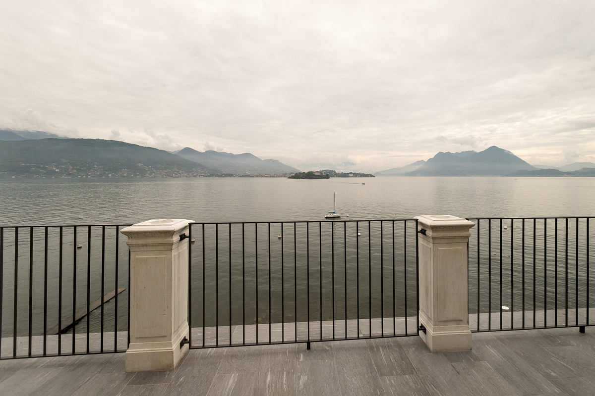 Suite hotel lusso vista Lago Maggiore - Isole Borromee
