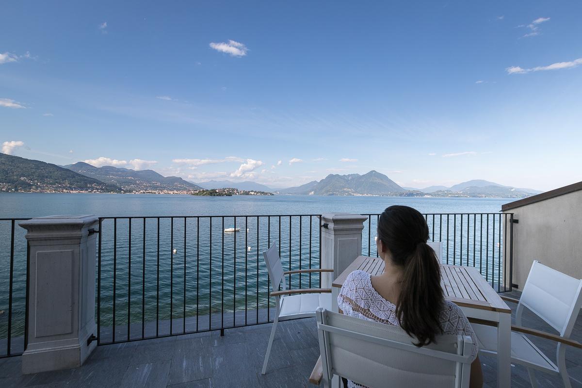 Suite hotel lusso Lago Maggiore, Isola Pescatori - Isole Borromee