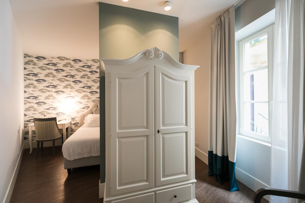 Deluxe, camere hotel albergo Isola Pescatori, Isole Borromee Lago Maggiore