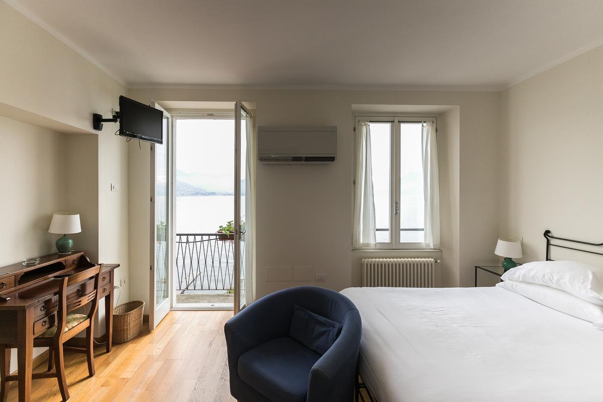 Camere standard, hotel Belvedere Isola dei Pescatori