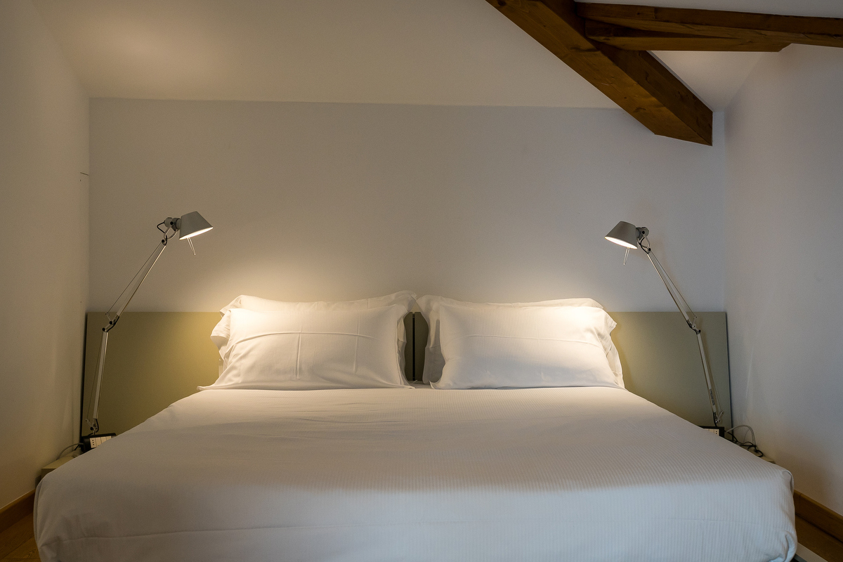 Camera Junior Suite - Hotel Belvedere, Isola Pescatori Lago Maggiore