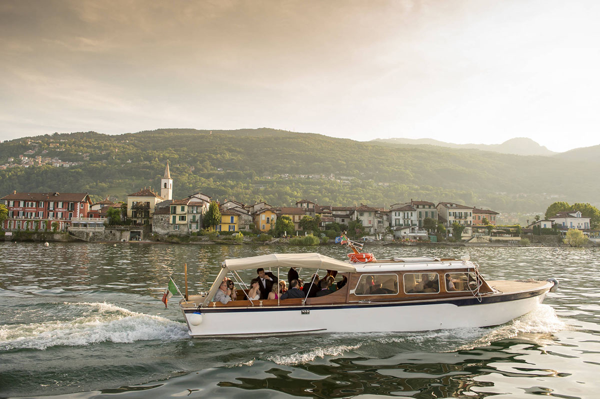 Matrimonio sul Lago Maggiore, wedding ricevimento Isola dei Pescatori